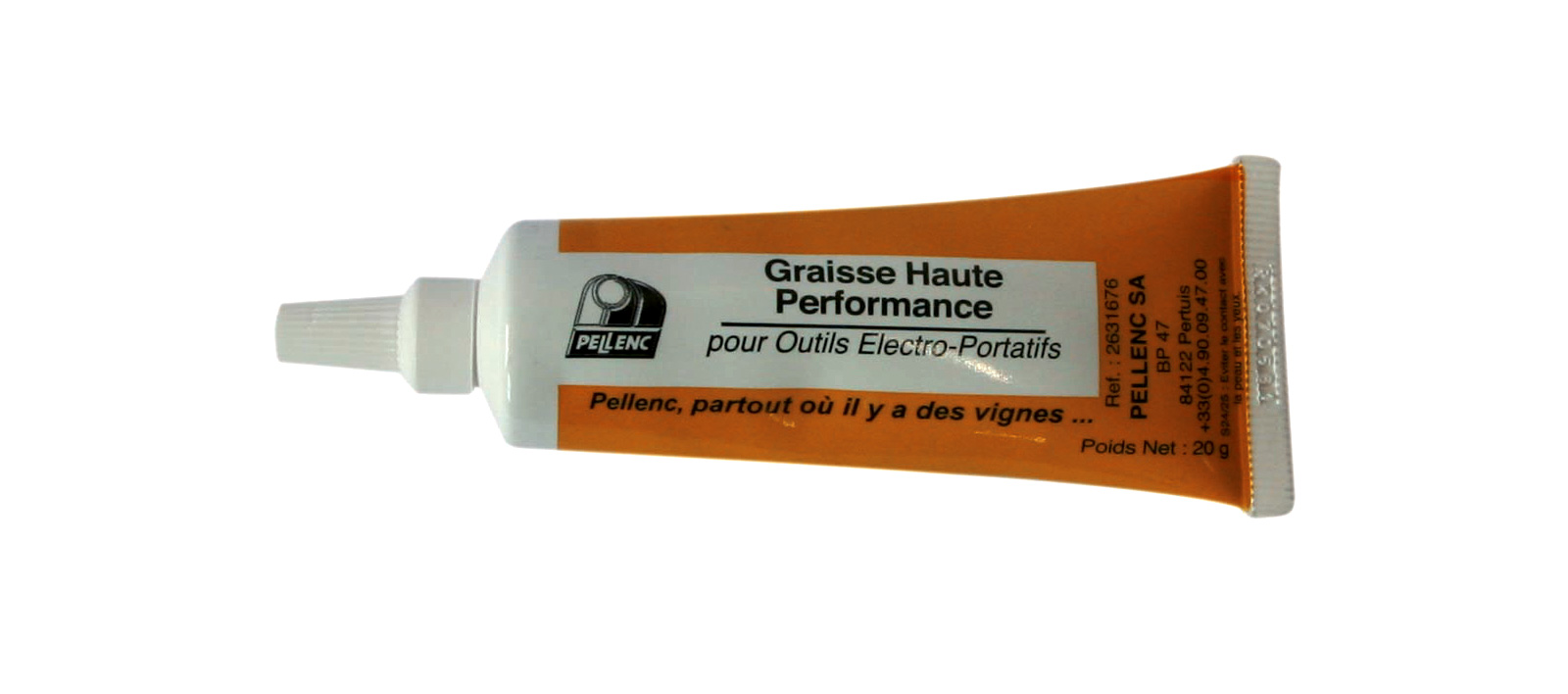 Pellenc-secateur-arboricole-prunion-Tube-de-graisse