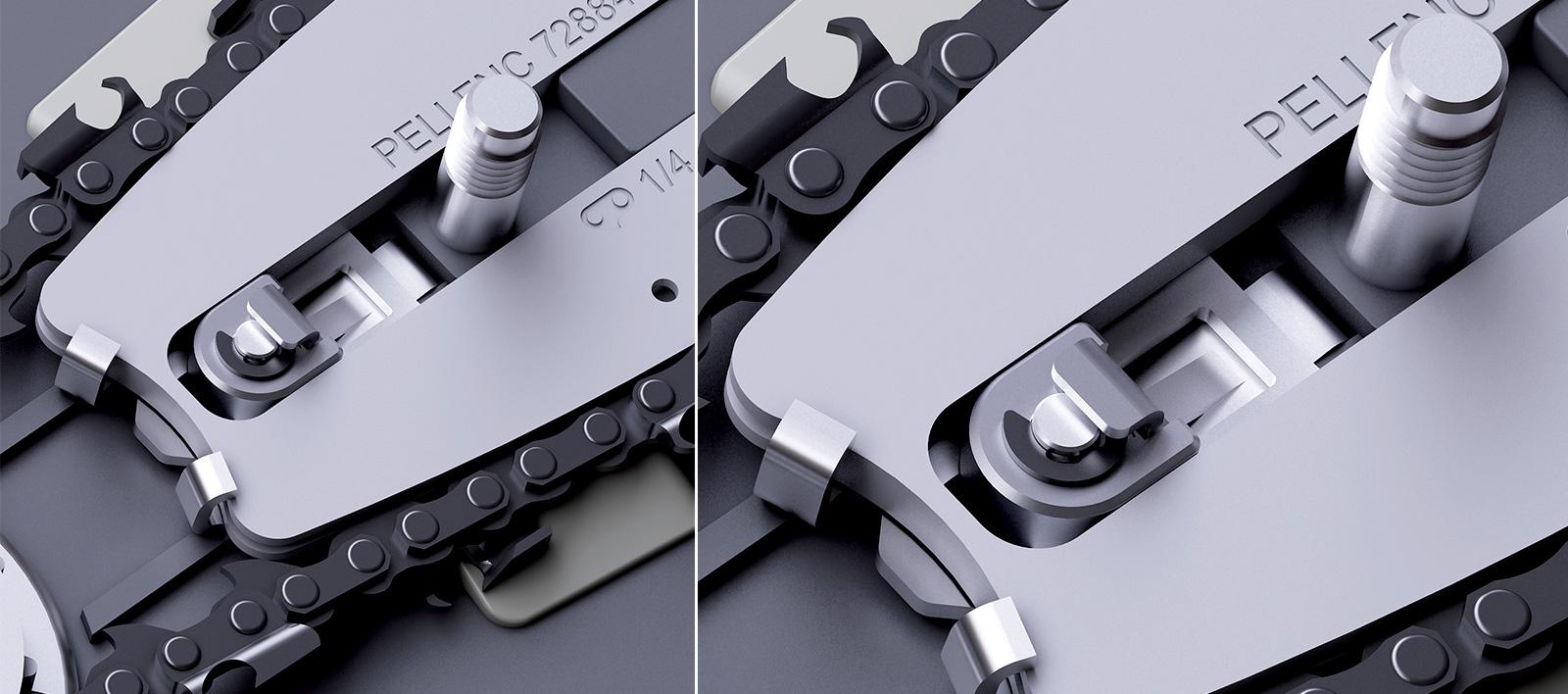 Selion-C21-HD-Tension-automatique-chaine